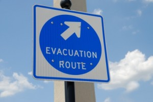 Emergency Evacuation Checklist
