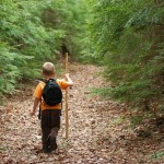 Teaching Kids How to Survive in the Forest