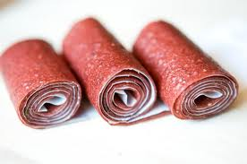 Homemade Fruit Roll Ups – 4/26/12