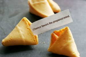 The Prepper's Fortune Cookie