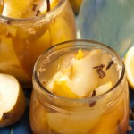 Vanilla Spiced Pears