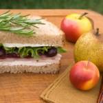 The Thanksgiving Club Sandwich