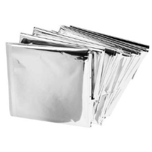 22½ Uses for Emergency Mylar Space Blankets