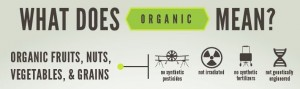 Infographic: What Does Organic Really Mean?