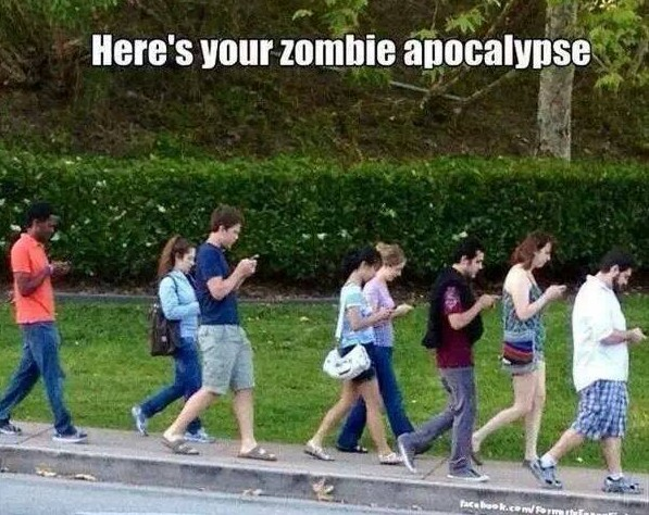 Are Our Children the Next Generation of Zombies? Zombies-e1397613173283