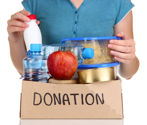 Donating During A SHTF Emergency