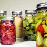 Food Preservation at Knowle Cottage