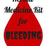 Herbal Medicine Kit: Bleeding