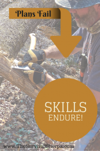 Plans Fail → Skills Endure