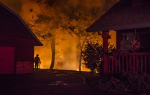 The King Fire Chronicles: Life on the Edge of a Natural Disaster