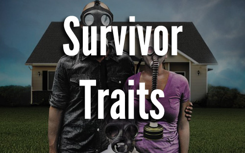 survivor traits