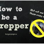 How to be a Prepper...But Not One of Those Crazy Ones