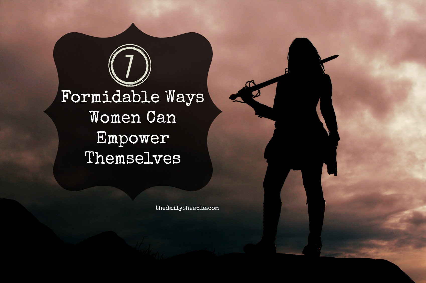 7 Formidable Ways Women Can Defend Themselves Ready