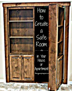 How to Create a Safe Room in Your House or Apartment