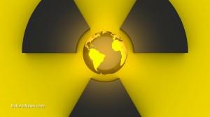 Radiation-Nuclear-Power-World-Globe-Danger