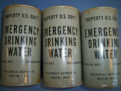Image result for emergency water
