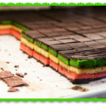 12 Days of Christmas Cookies: Seven-Layer Rainbow Cookies