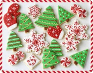 12 Days of Christmas Cookies: Sugar Cookies