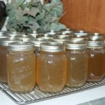 Canning Bone Broth