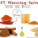 DIY Warming Muscle Salve to Soothe Sore Muscles