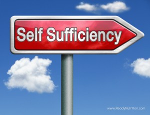The Power of Self-Sufficiency