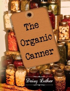 Finding Food Freedom One Jar at a Time: The Organic Canner Book Review