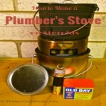 How to Make a Plumber's Stove on Steroids for Cooking and Warmth