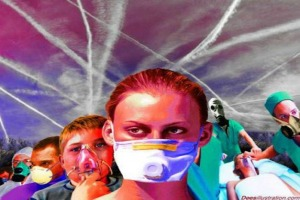 Chemtrail Crimes: Human Hybridization and Aerial Vaccinations