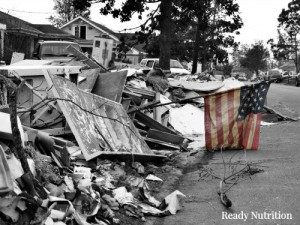 A Family's Survival Story:  Hurricane Katrina, (Part 2)