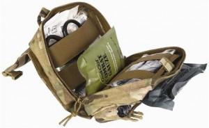 Building Your SHTF Gunshot Survival Kit