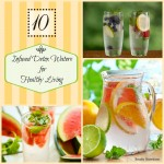 10 Infused Detox Waters for Healthy Living