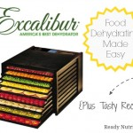 The Excalibur: Food Dehydrating Made Easy {Plus Tasty Recipes}