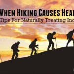 When Hiking Causes Heartburn: Six Tips For Naturally Treating Indigestion