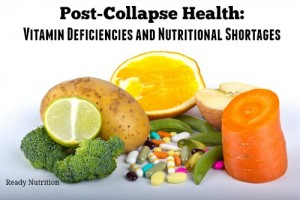 Post-Collapse Health: Vitamin Deficiencies and Nutritional Shortages