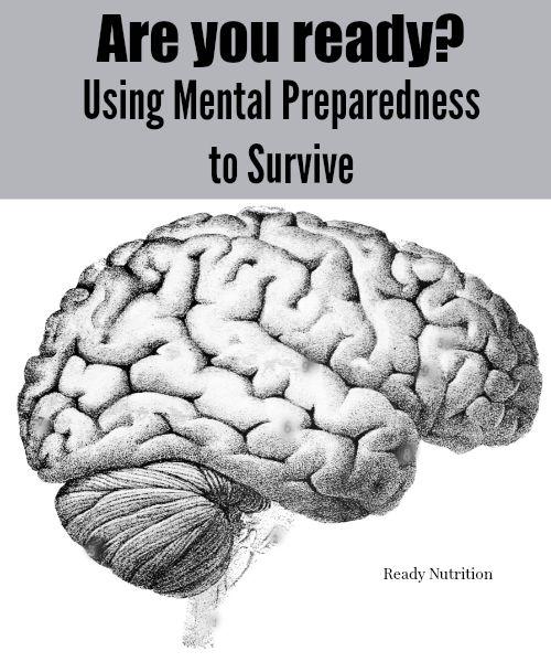 Using Mental Preparedness to Survive