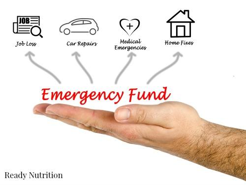 Resulta ng larawan para sa emergency fund