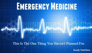 Emergency Medicine: This Is The One Thing You Haven't Planned For