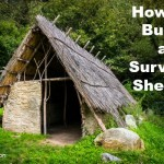 Video: How To Build a Survival Shelter. Your Life May Depend on It