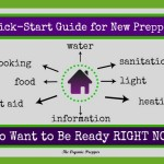 A Quick-Start Guide for New Preppers Who Want to be Ready RIGHT NOW