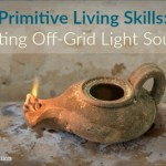 Primitive Living Skills: Creating Off-Grid Light Sources