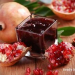 Spice Up the Holidays With Pomegranate Jelly