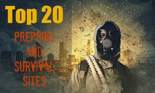 Top 20 Prepping and Survival Sites
