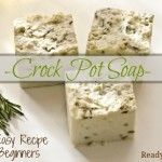 Crock Pot Soap - An Easy Recipe For Beginners