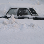 A Few Tips for Surviving a Blizzard in a Stranded Car