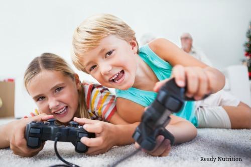 kids gaming