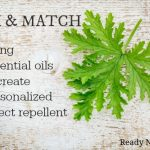 Mix and Match: Using Essential Oils to Create Personalized Insect Repellent