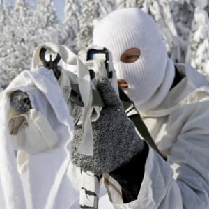 Winter Survival: How to Blend into a Winter Environment