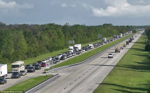 This is What Panic Looks Like: Thousands Stuck in Gridlock After Failing to Prepare