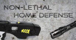6 Non-Lethal Weapons to Carry Instead of a Gun