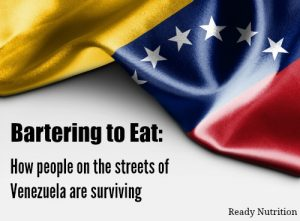 Bartering to Eat: How People on the Streets of Venezuela are Surviving